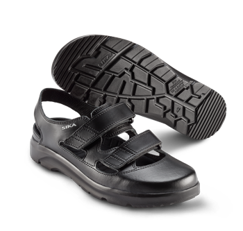 BRYNJE safety shoes. Functional and smart.
