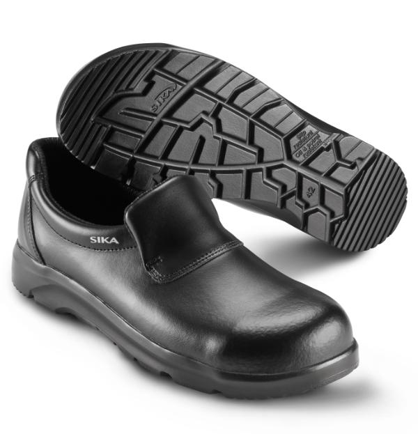 SIKA 172111 Optimax. Lightweight slipper with toe cap