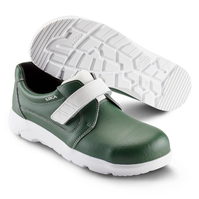 SIKA 172302 Optimax. Lightweight shoe. Toe cap and Velcro® closure