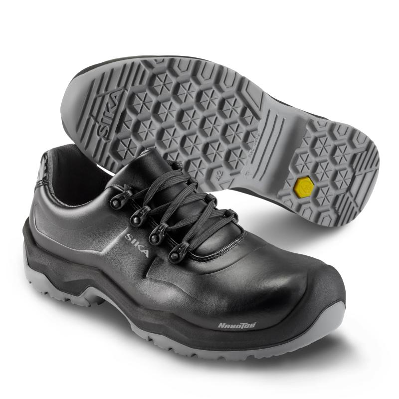 SIKA 202210 Premier safety shoe. Slip resistant! Shock absorbing!