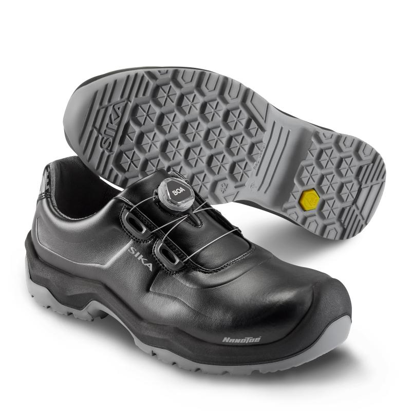 SIKA 202220 Primo safety shoe. Slip resistant! With Boa® Fit System!
