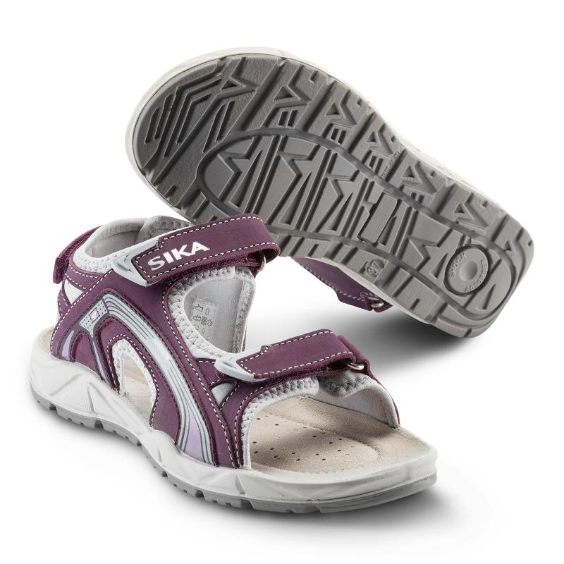 SIKA MOTION LADY 22206. Lightweight, soft and flexible sandal.
