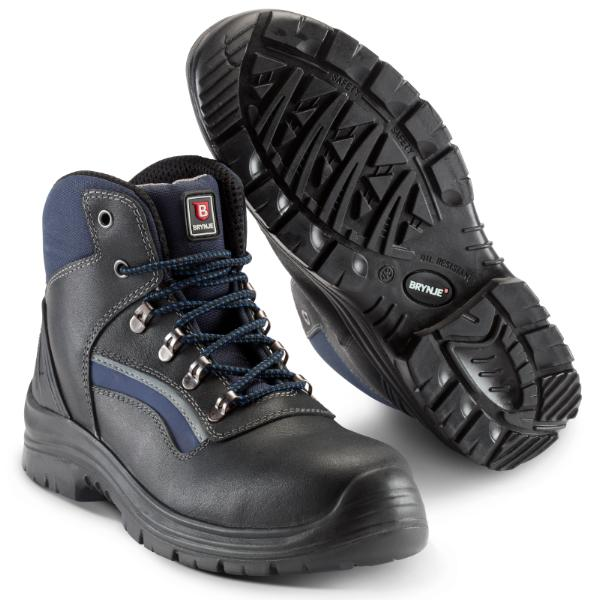 BRYNJE Strike Low Boot. Lightweight, slip resistant and flexible