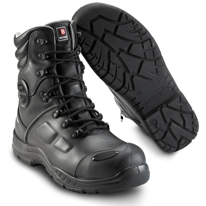 BRYNJE 365 Cool Protection safety boot. Winter lining and waterproof