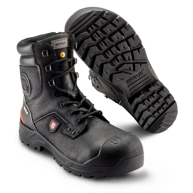 BRYNJE 413 Supporter. Safety boot. Thinsulate™ lining