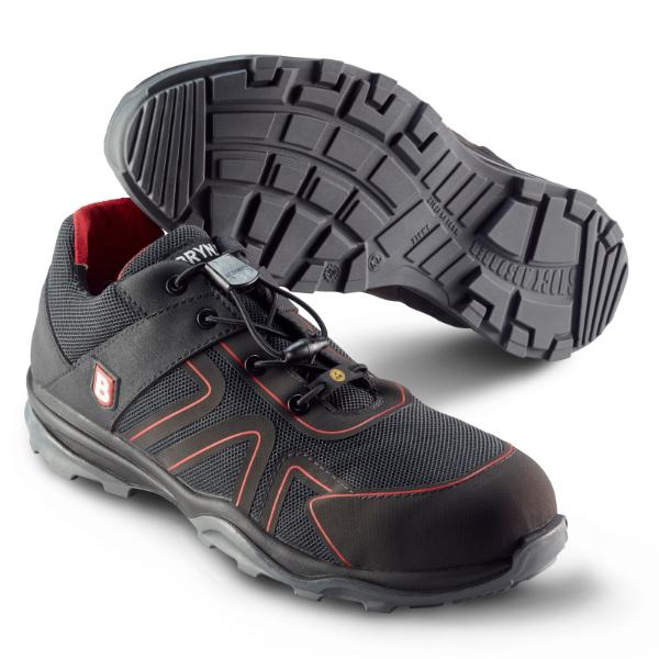 BRYNJE 512 Hercules. Lightweight and flexible safety shoe