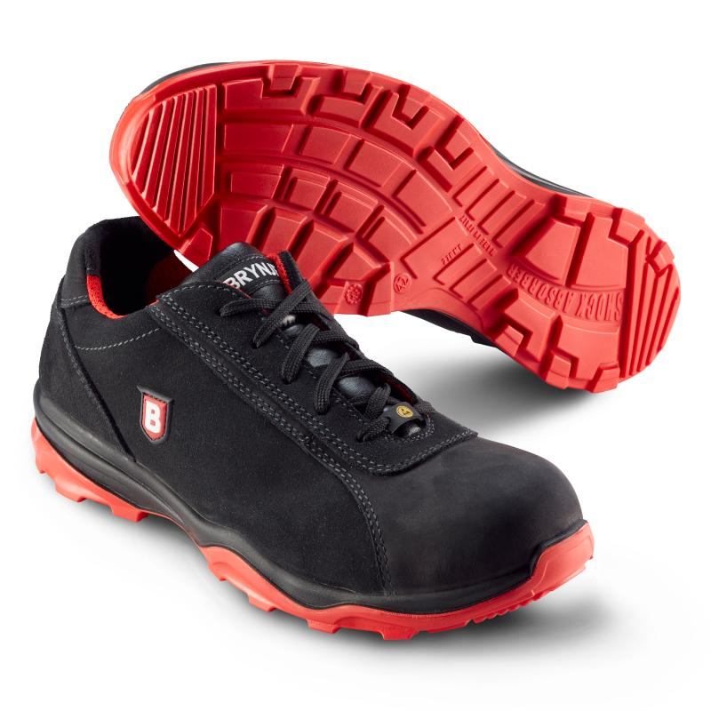 BRYNJE 513 Auriga. Lightweight, sporty and flexible safety shoe