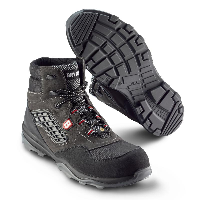 BRYNJE 521 Canis Major. Lightweight safety bootee