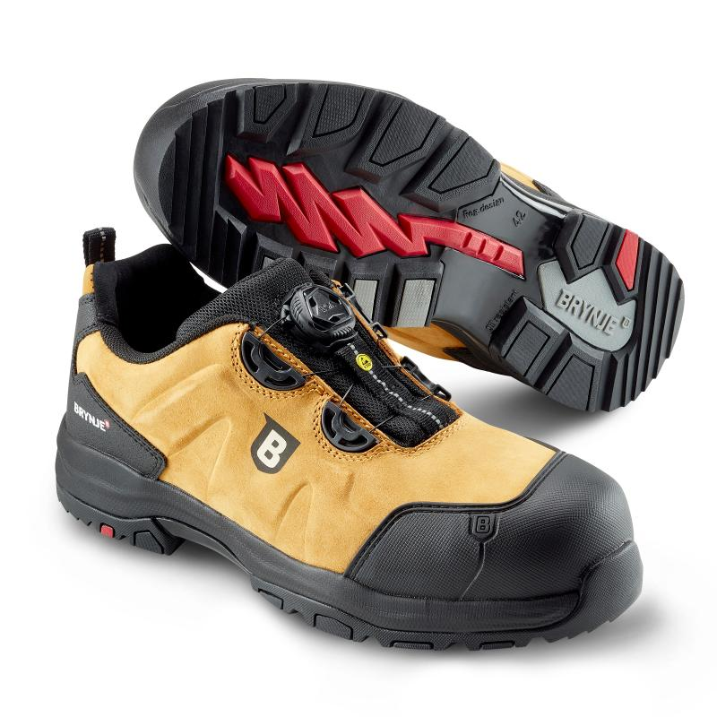 BRYNJE 647 Lion safety shoe. Durable and with BOA® Fit System