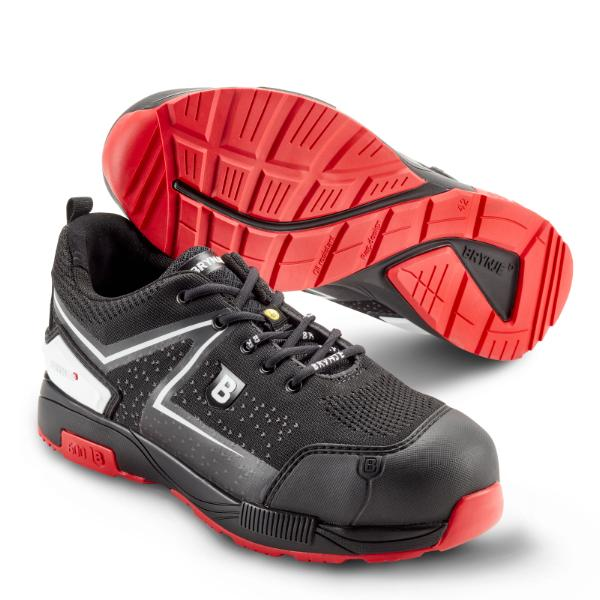 BRYNJE 650 Wind safety shoe. Extra breathable, durable and lightweight