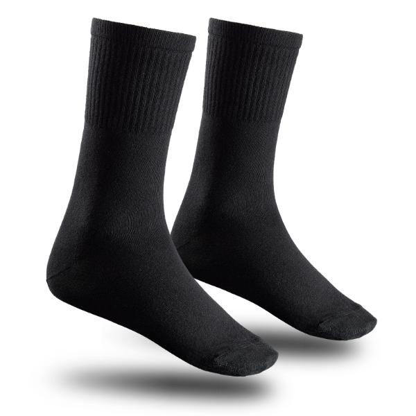 BRYNJE 705100 Basic, 6-pack. Basis socks for general wear